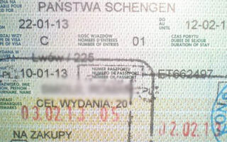 Виза в Польшу за покупками