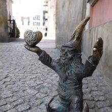 Гномы Вроцлава — описание, фото, история