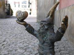 Гномы Вроцлава — описание, фото, история, фестивали