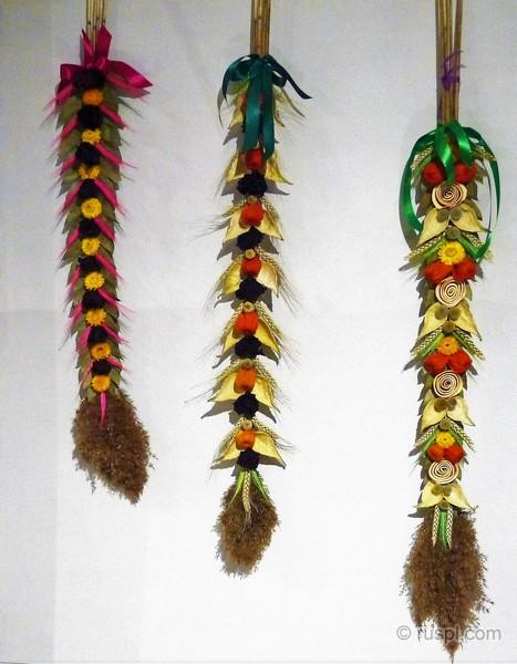 палемки - пальмовые ветки в Польше