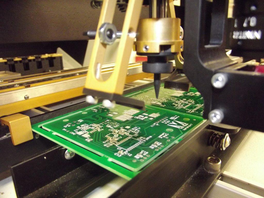 Поставки оборудования для производства печатных плат