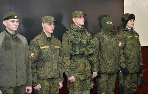 Какой должна быть военная одежда