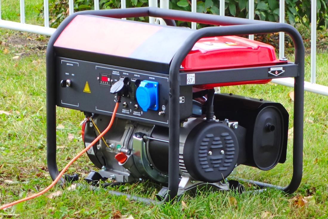 Основные параметры выбора генератора
