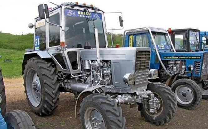 Преимущества тракторов МТЗ