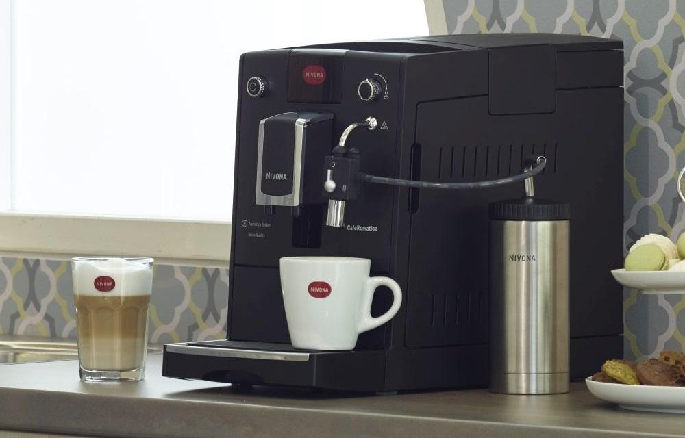 Главные достоинства кофемашины nivona