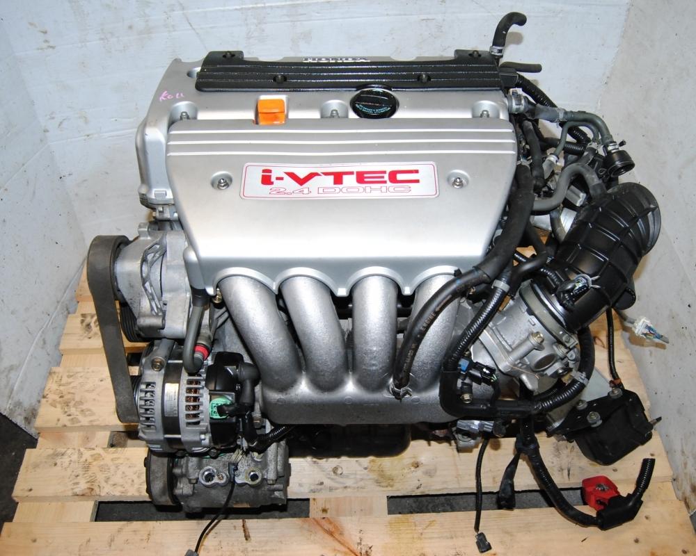 Преимущества покупки контрактных двигателей honda