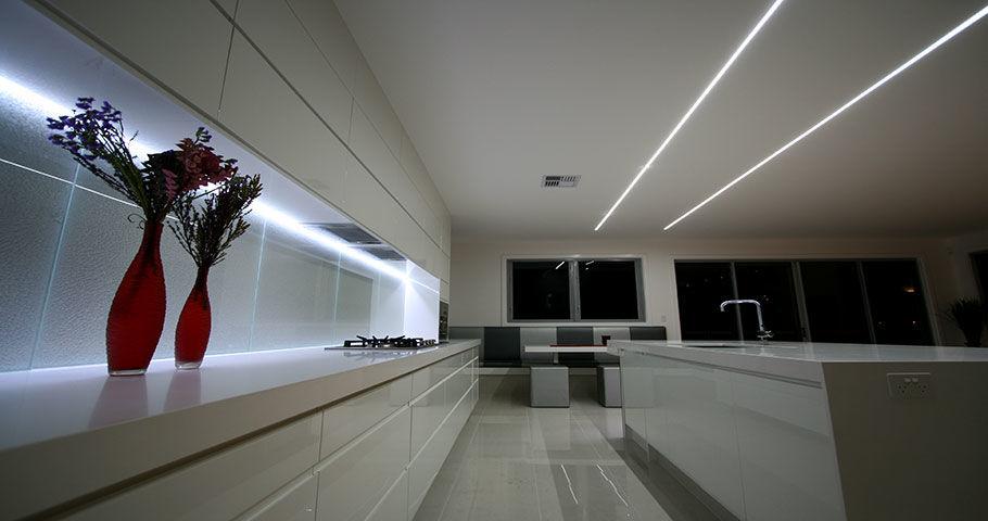 Линейные светильники: виды и преимущества