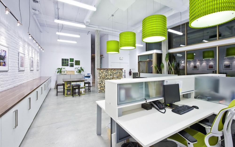 Как заказать дизайн проект офиса?