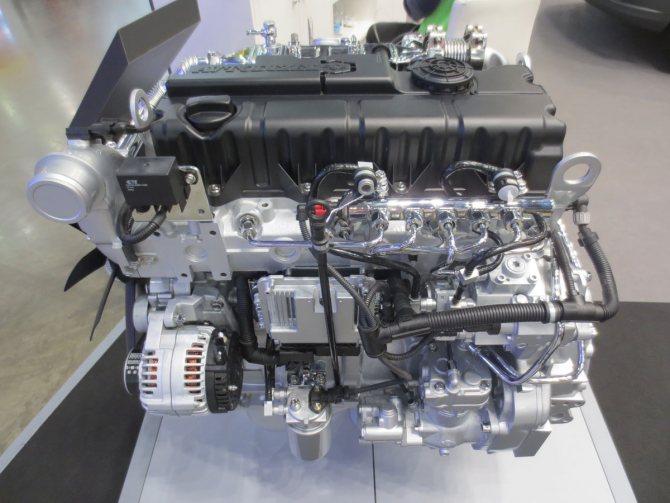 Основные характеристики и применение двигателя ЯМЗ-534